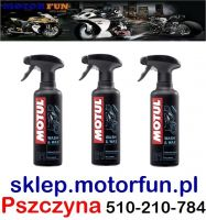 Motul Wash & Wax z Woskiem