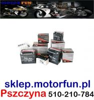 Akumulator żelowy Honda VT750 Shadow RC50 04-07