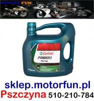 Olej Castrol Power 1 10W50 SYNTETYK