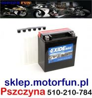 Akumulator EXIDE YTX16-BS do SUZUKI VZ1600 M1600