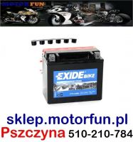 Akumulator EXIDE YTX12-BS do SUZUKI SV650 03-06r.